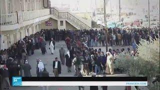 معاناة اللاجئين العراقيين في الحصول على مساعدات غذائية  تتفاقم