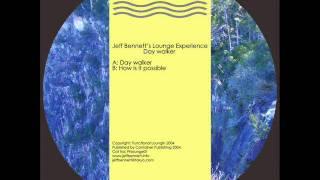 Jeff Bennetts Lounge Experience - Day Walker