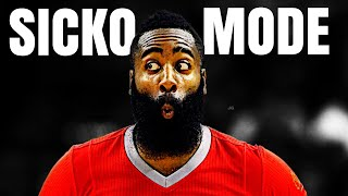 James Harden SICKO MODE Mix HD