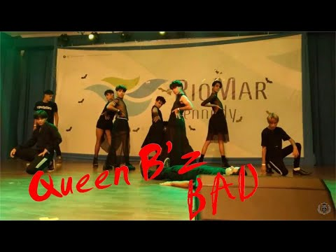 QUEEN B'Z (퀸비즈) - BAD Dance Cover By KPUZZLE