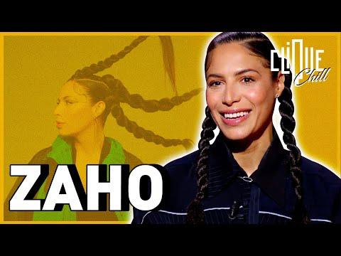 Youtube: Zaho, toujours là-haut – Clique & Chill
