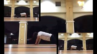 PE Exercise, Daily Routine Demo