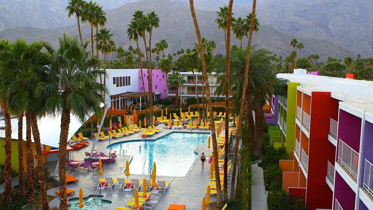 Stop Palm Springs - Saguaro Hotel