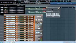 Making a Beat 2012