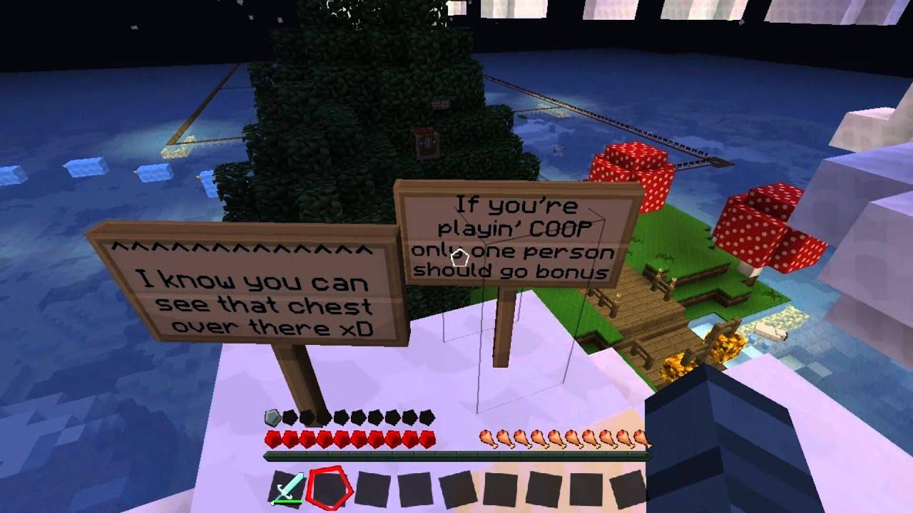 Let S Play Minecraft Adventure Maps Deutsch Hd Epic Jump Map 1
