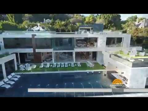 250 Million Dollar Home In La Youtube