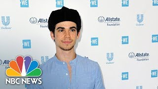 Cameron Boyce, Disney Channel Star Dies At 20 | NBC News