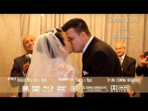 Teaser Casamento Daniela e Marc por DOUGLAS MELO FOTO E VÍDEO www.douglasmelo.com (11) 2501-8007