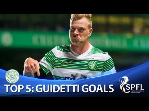 Top 5 John Guidetti Goals