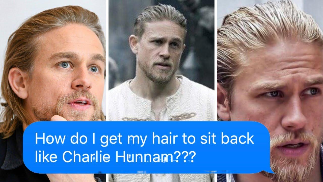 26+ Undercut Charlie Hunnam King Arthur Haircut Pics
