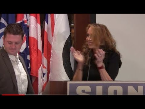Tommy Robinson (EDL) Pamela Geller: Stop Islamization of Nations