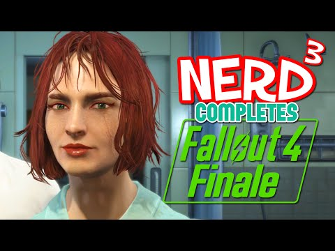 Nerd³ Completes... Fallout 4 - Finale - Chloe