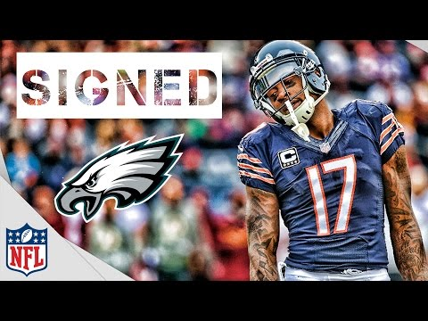Alshon Jeffery Signs $14M/Year With Philadelphia Eagles OVER Multi-Year Deal With Vikings!