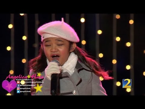 "Angelica Hale Sings ""Oh Holy Night"" - Atlanta 2017 Macy's Great Tree Lighting"