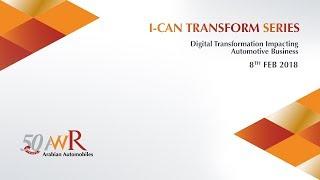 Digital Transformation Impacting Automotive Business by Eng. Christian Farioli