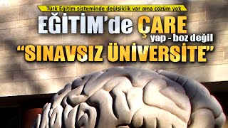 Sınavsız Üniversite (Haydar Baş)