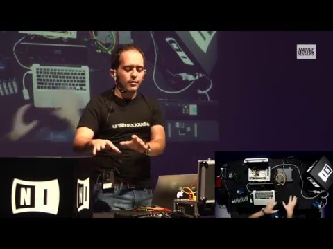 Native Sessions: Play. Patch. Build. - EuroReakt Blocks with Michael Hetrick | Native Instruments