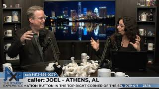 Atheists assert evolutionary mutations are by chance | Joel - Athens, AL | Atheist Experience 23.14