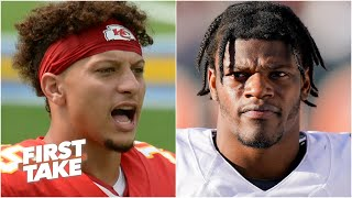 First Take's Chiefs vs. Ravens Week 3 predictions