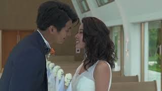 沖縄 美らの教会 ×玉城大志&福山智可子 | arluis wedding