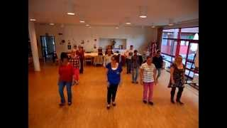 Wanna Jump line dance