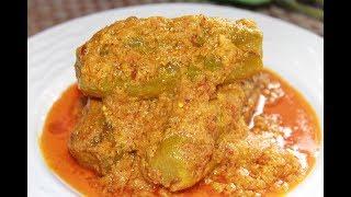 দই পটল - Doi Potol Recipe - Bengali Doi Potol Recipe - Pointed Gourd With Curd - Dahi Parwal