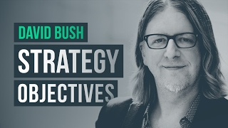 Objectives of trading strategies, and statistical significance · David Bush