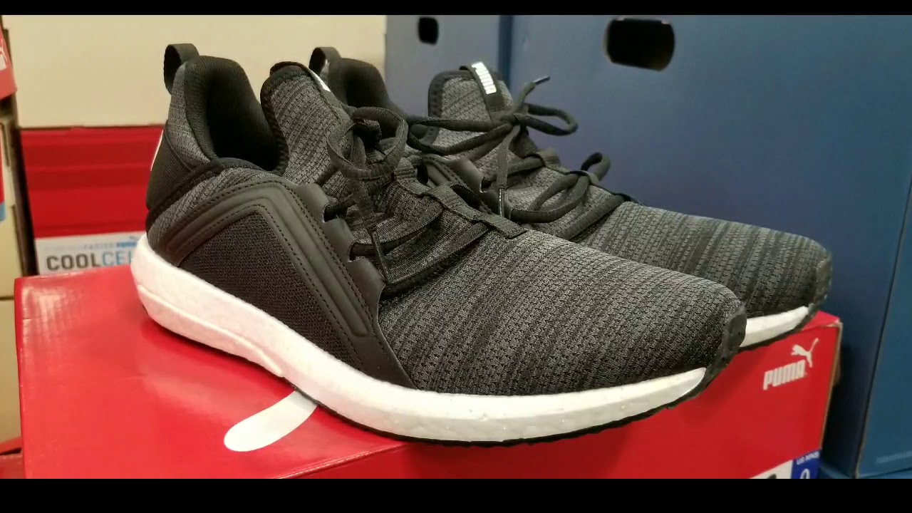Costco! PUMA Mens NRGY Heather Knit Shoes!  34!!! - YouTube fcbcd7886