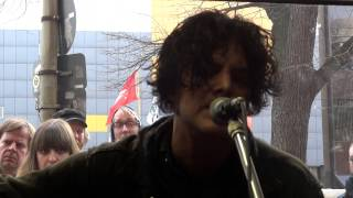 Black Rebel Motorcycle Club - Love Burns - Live @ Michelle Records, Hamburg - 04/2013