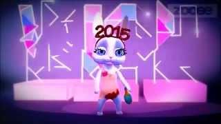 Зайка zooby Я богиня дискотеки, про отдых в Дубаи, про Новый Год