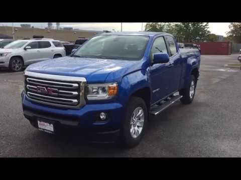 2018 gmc canyon 2wd extended cab tonneau cover blue oshawa. Black Bedroom Furniture Sets. Home Design Ideas