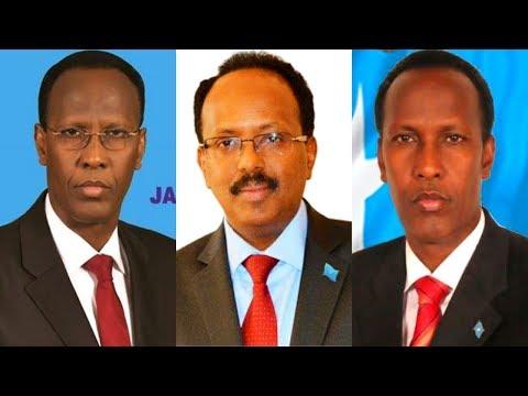 """Ali Mohamed Gedi """"Md Farmaajo Waa Rasuul Somalia Loosoo Diray aan Taageerno""""."""