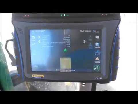Trimble Autopilot John Deere 8225R