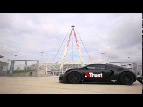 Bugatti Veyron with Speaker Trailer [2Fast Touzani Highlight]