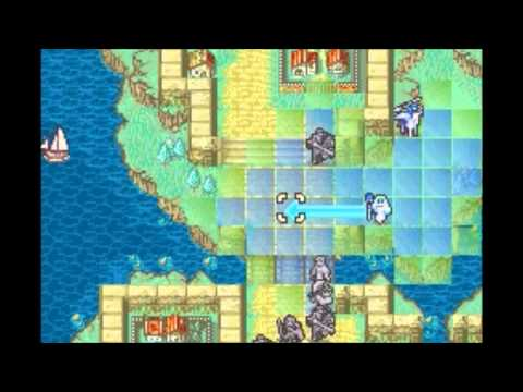 Fire Emblem the Sacred Stones Playthrough Part 33 Cormag and Dussel