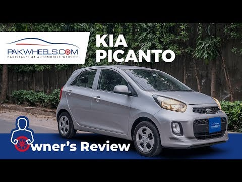 KIA Picanto 2019 Owner's Review: Price, Specs & Features   PakWheels