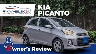 KIA Picanto 2019 Owner's Review: Price, Specs & Features | PakWheels