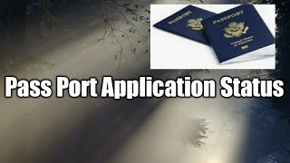 How To Track Passport Status - How To Check Your Passport