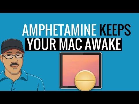 How to Keep Your Mac Awake with Amphetamine