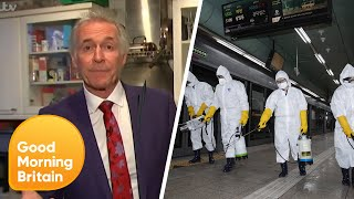 How to Self-Isolate If You Think You Might Have Coronavirus | Good Morning Britain
