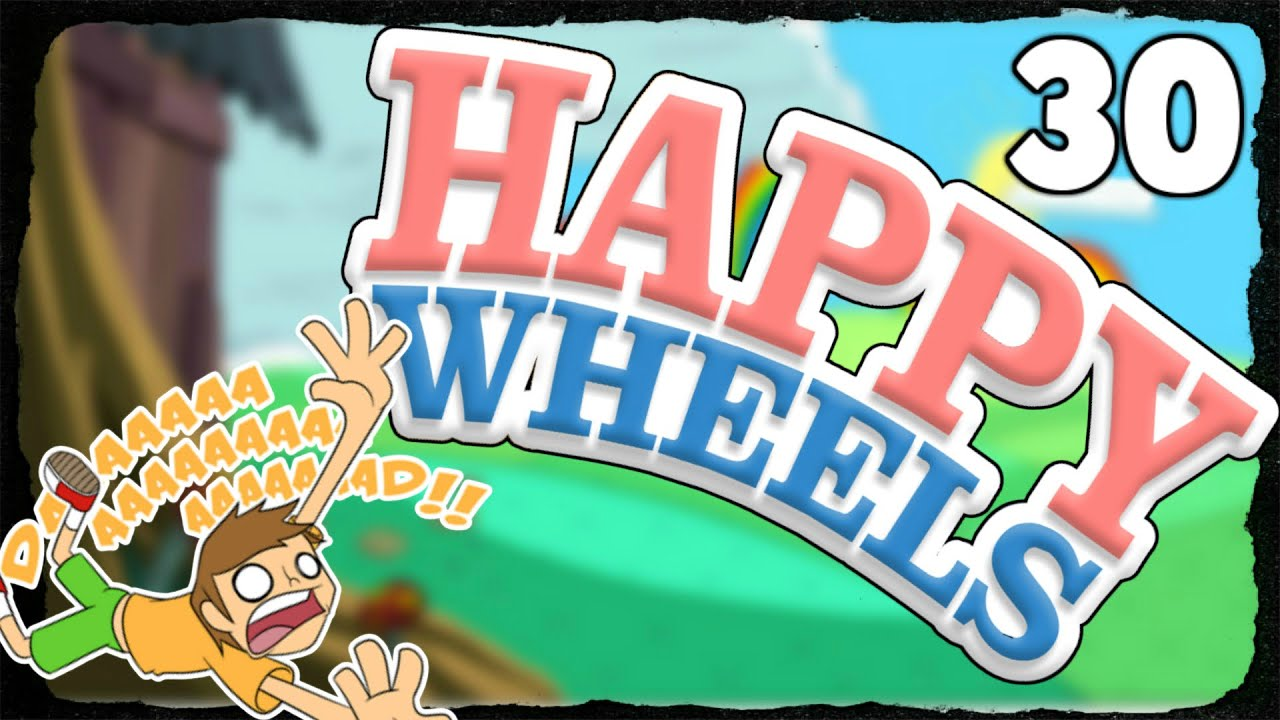 happy wheels ha