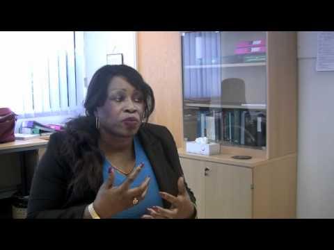 New Head At Gable Hall: Dr Sophina Asong