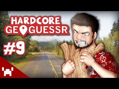 THE GOLD RUSH! (Hardcore GeoGuessr #9)