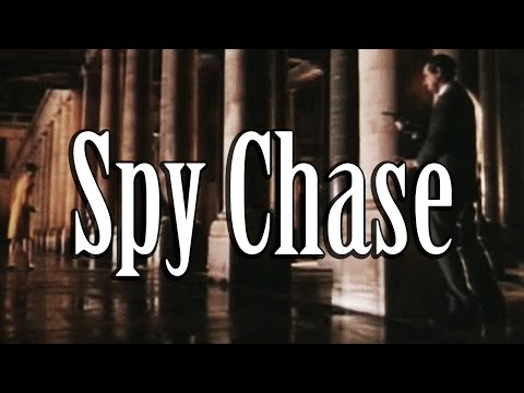 Royalty Free Music - Spy Chase