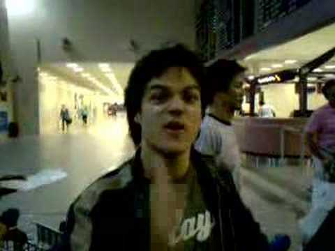 Message from Jamie Cullum to fans in Asia