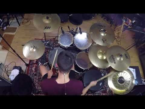 """""""Are You Ready"""" by Disturbed Drum Cover"""