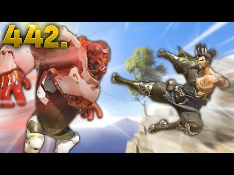 Most Intense Sky DUEL!! | Overwatch Daily Moments Ep.442 (Funny and Random Moments) thumbnail