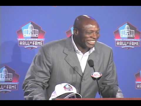 Pro Football Hall of Fame - Bruce Smith Pt. 1