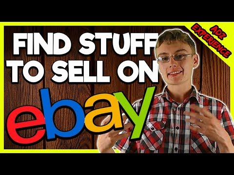 Where To Find Profitable Items To Sell On EBay