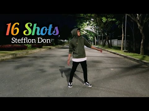 Stefflon Don - 16 Shots Choreography ZUMBA  DANCE  FITNESS  Balikpapan